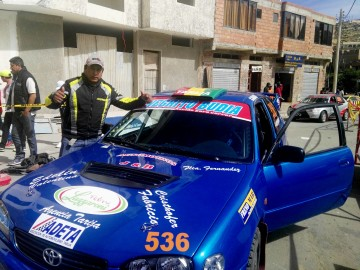Escudería Cinteña participa con diez competidores en el Oscar Crespo