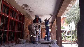 Escuela de Las Carreras emprende campaña para refaccionar edificio