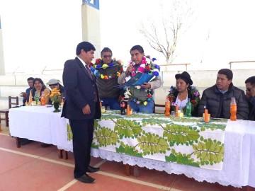 Escuela Isidoro Leytón apunta a convertirse en unidad educativa