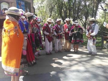 Fandango de San Lucas es patrimonio Cultural Inmaterial de Bolivia