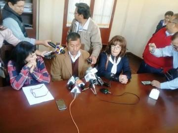 Francisco Rosas de Camargo es presidente del Concejo Municipal de Tarija