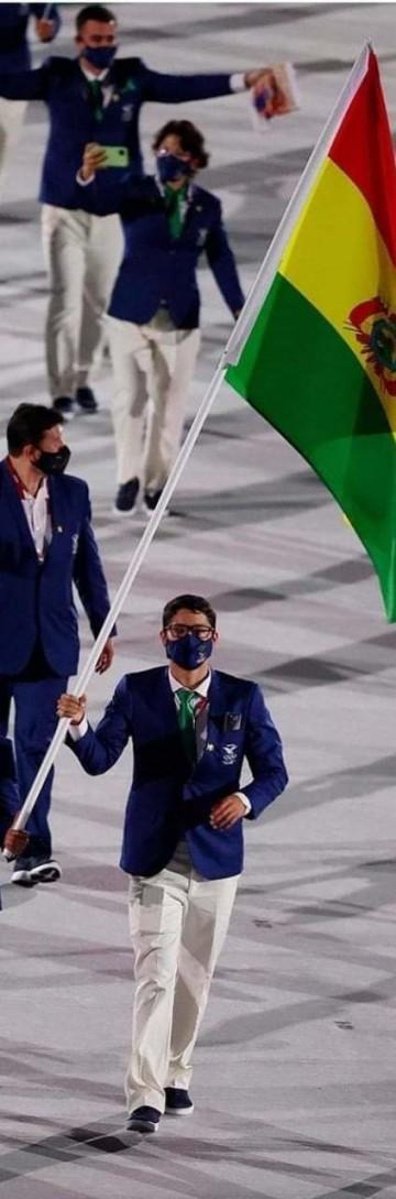 Gabriel Castillo compite mañana en 100 metros espalda: Juegos Olímpicos de Tokio