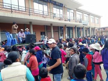 Gobernación distribuye 17.350 juguetes en la región de los Cintis