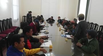 Gobernación y alcaldías suscribirán acuerdo para estudio de carretera