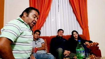 Ha muerto Aníbal Acuña, la voz que seguirá cantándole a su Camargo