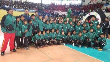 Incahuasi, Camargo, Culpina y Villa Charcas inician con buen pie los Juegos