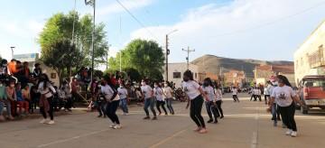 Incahuasi espera a más de 30 grupos en la entrada de la Virgen del Rosario