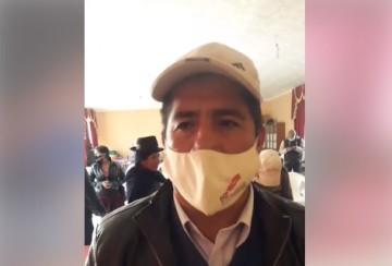 Incahuasi niega paso a Villa Charcas que decide habilitar camino directo a Culpina