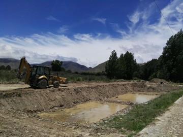 Incahuasi refuncionaliza y amplía su planta de aguas servidas
