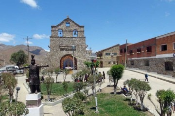 Incahuasi remodelará la plaza principal después de 30 años
