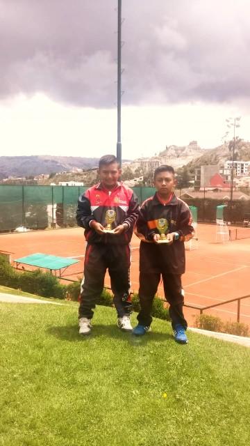 Incahuasi Tenis Club obtiene el segundo lugar en el nacional sub-12