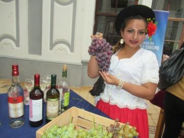 Invitan a la segunda Feria Departamental de la Vendimia en Camargo