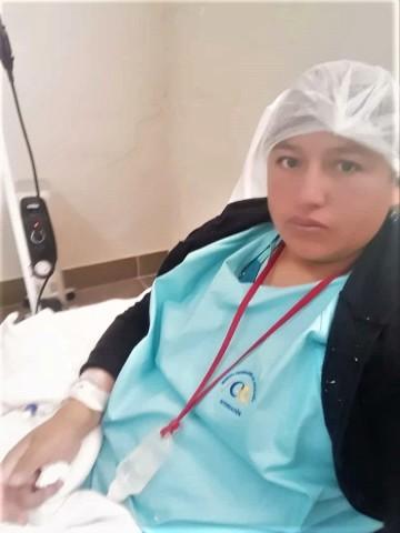 Jhilda Ortega, una joven madre, padece cáncer y requiere ayuda