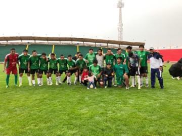 Judemi de Incahuasi se corona campeón y sube a la Primera B