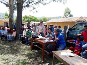 La ABT llama a regularizar chaqueos ilegales en El Palmar
