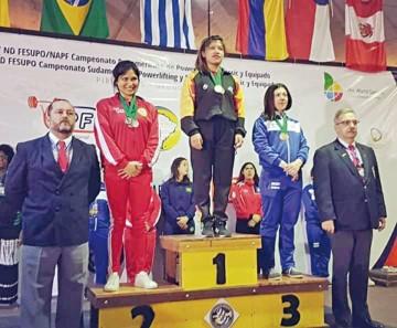 La camargueña Marisol Arenas es campeona sudamericana