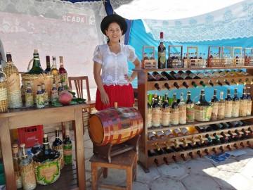 La Fenavit premia a la calidad de vino, singani y uva