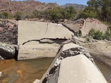 La Gobernación compromete refacción de tomas de agua en Lime