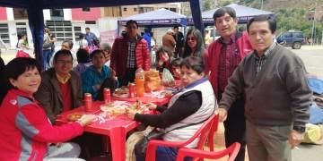 La Recova Cinteña de los camargueños en Sucre fue un éxito