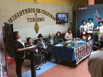 Lanzan la XI Fenavit en La Paz y Camargo espera visitantes