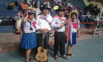 Las Carreras, Padcoyo y Sajlina ganaron en canto, danza y poesía