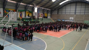 Las misas en Camargo, temporalmente, se realizarán en el Colegio 3 de Abril