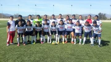 Litoral de Camargo es subcampeón  de clubes campeones en Padilla