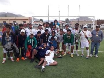 Litoral de Culpina es campeón de la Liga Pampeña de Fútbol