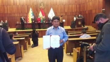 Los Cintis tiene presencia en la Asamblea Legislativa Plurinacional con cinco asambleístas
