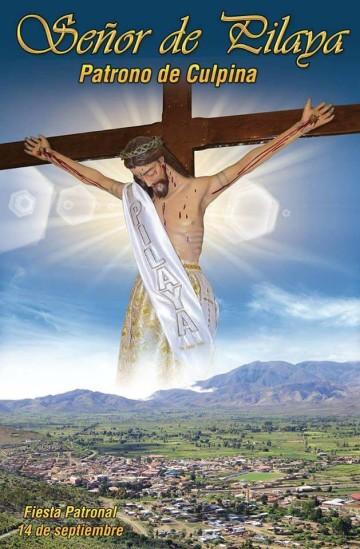 Los culpineños celebran a su Patrono el Señor de Pilaya