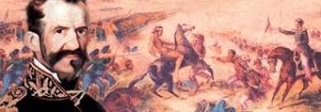 Los patriotas triunfan sobre los realistas en la Batalla de Yuquina