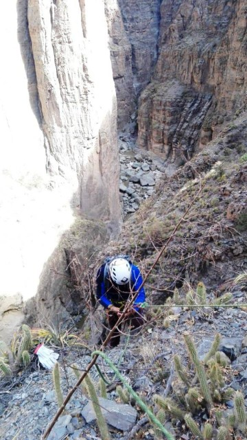 Machaca Brothrs recomienda treking en el sexto cañón más profundo del mundo
