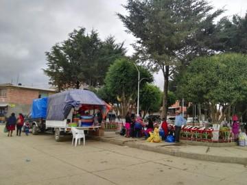 Maestros de Villa Charcas continuarán pasando clases pese a la clausura del año escolar