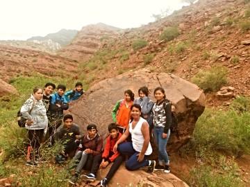 Maestros Promueven conocimiento de atractivos turísticos en colegiales