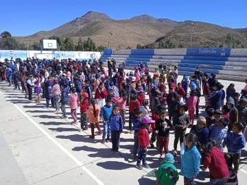 Maestros rurales de San Lucas dicen que pasan clases presenciales desde febrero