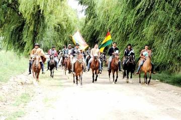 Mañana se conmemorará los 203 años de la Batalla de Yuquina