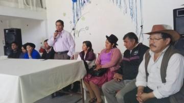 Mancomunidades piden que transversal JAP pase a la Red Vial Fundamental