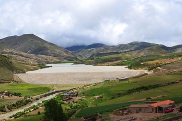 Manejo de cuencas de dos represas tiene un avance del 80 por ciento