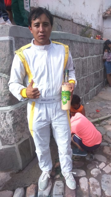 Martínez y Llanos hicieron respetar su localía en circuito San Pedro