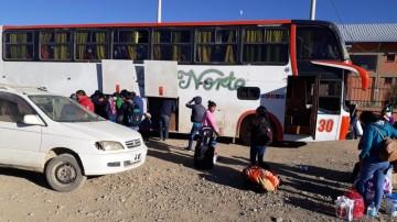 Más 50 personas que llegaron de Argentina cumplen cuarentena en tres municipios