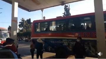 Más de 100 universitarios retornan hoy a cinco municipios de los Cintis