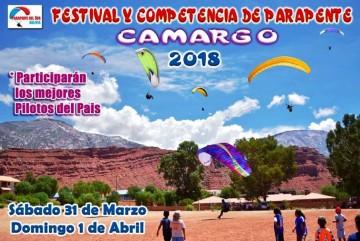 Más de 30 pilotos participarán del festival del Parapente en Camargo