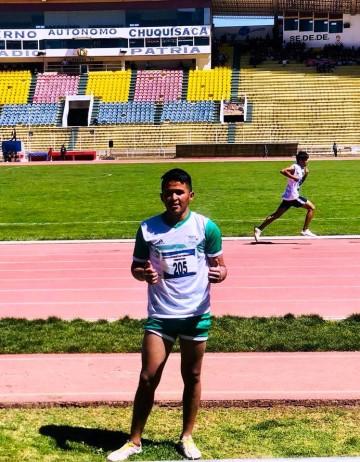 Media jornada de oro para los atletas camargueños en los Pluris