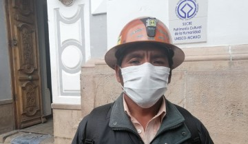 Mineros de Chichamayu piden que mejoren su camino