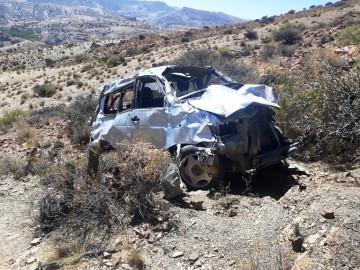 Muere un joven minero en un accidente de tránsito en San Lucas