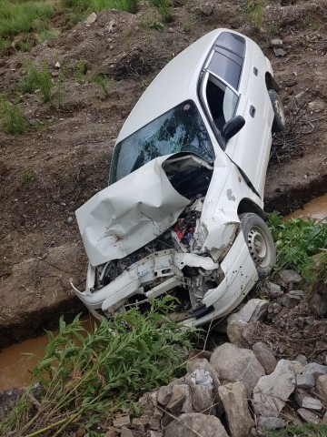 Muere una persona en una colisión de motorizados en Incahuasi