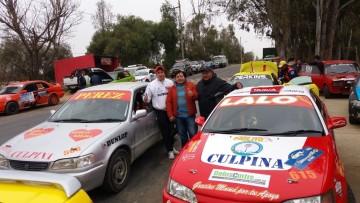 Nueve pilotos de Cintis participan en la Doble Sama de Tarija hoy