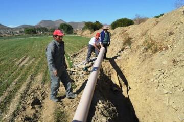 Planta de aguas servidas entrará en funcionamiento en dos semanas