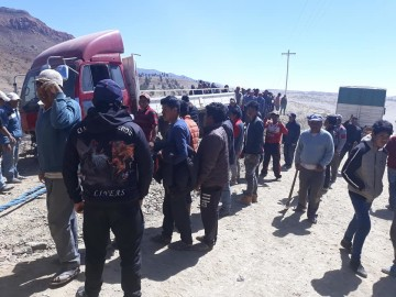 Policía abandona el Comando de Villa Charcas tras robo en Pucarita