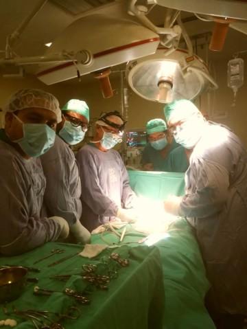 Primera operación de la bebé Jessica de San Lucas fue un éxito